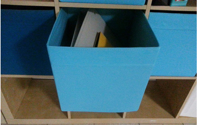 Unfin proj storage