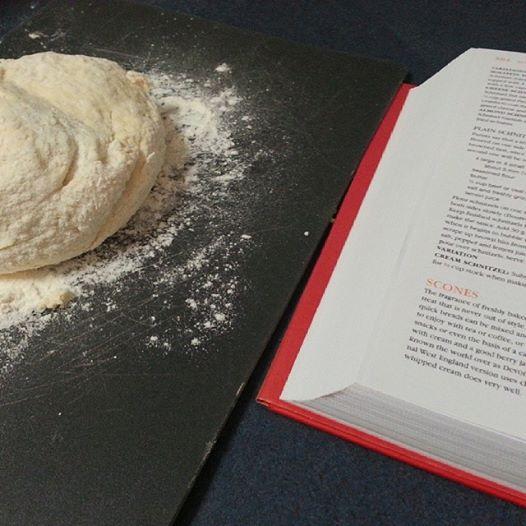 50 baking scones