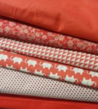 Coral fabrics
