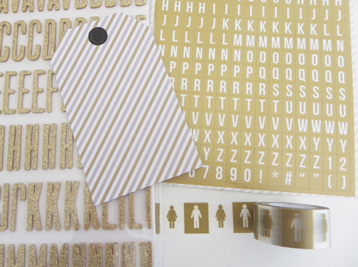 Kit stickers