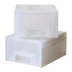 Idea jupol pull ot storage unit 2pk
