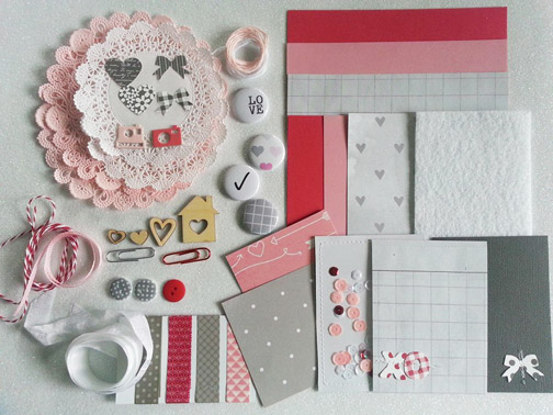 Valentines 2015 Kit for The Stamp Spot