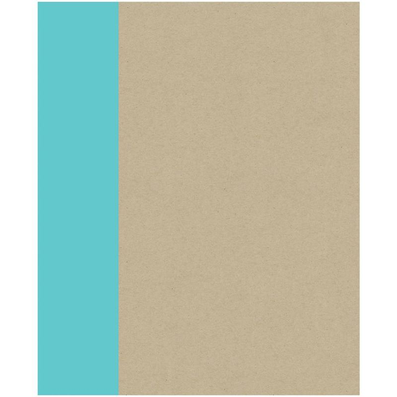 Simple stories 6x8 binder teal