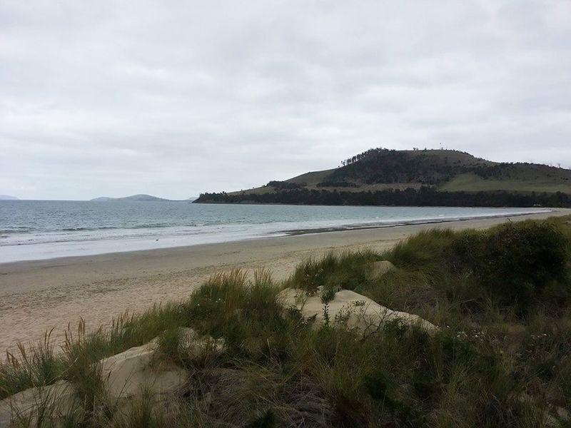 7 m beach